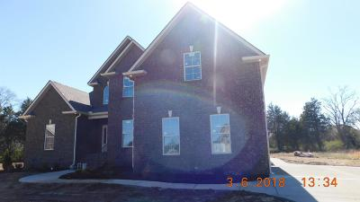 Murfreesboro Single Family Home Under Contract - Showing: 3533 Titus Ln