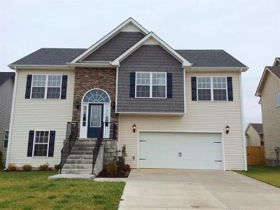 Clarksville Rental For Rent: 3766 Gray Fox Drive