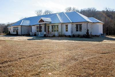 Thompsons Station  Single Family Home Under Contract - Showing: 4683 Harpeth-Peytonsville Road