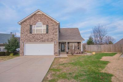 Single Family Home Sold: 5140 Cicada Cir
