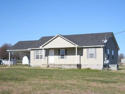 Marshall County Single Family Home Under Contract - Showing: 2645 Valley Ln