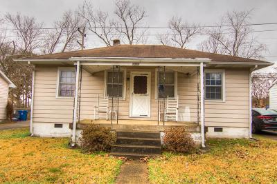 Old Hickory Single Family Home Under Contract - Showing: 1402 Bryan St