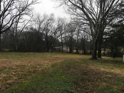 Murfreesboro Residential Lots & Land For Sale: 4102 Woodbury Pike