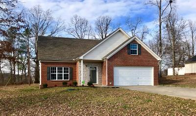 Dickson Single Family Home Under Contract - Showing: 1008 Hickory Pointe