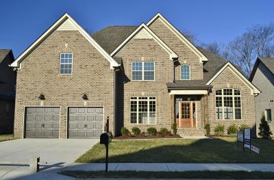 Spring Hill Single Family Home Under Contract - Showing: 4050 Haversack Dr (286)