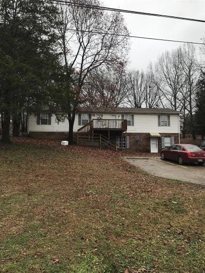 Lawrenceburg Multi Family Home For Sale: 412 Oakwood Dr