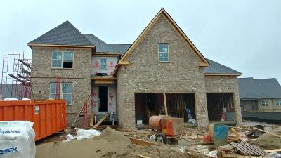 Spring Hill Single Family Home Under Contract - Showing: 3017 Grunion Ln (343)