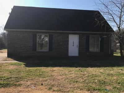 Christian County Single Family Home For Sale: 1429 Durrett Ave.