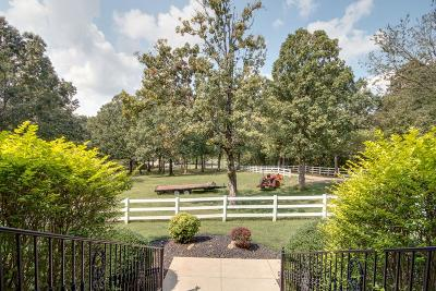Arrington, Bell Buckle, Christiana, College Grove, Eagleville, Lascassas, Lavergne, Milton, Mount Juliet, Murfreesboro, Nolensville, Readyville, Rockvale, Shelbyville, Smyrna, Unionville Single Family Home For Sale: 2223 Fox Hill Dr