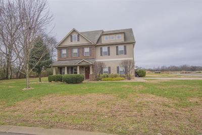 Murfreesboro Single Family Home For Sale: 4125 Cider Dr