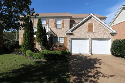 Brentwood Single Family Home For Sale: 140 Sterling Oaks Ct