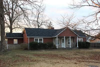 Single Family Home Sold: 409 Marbury Rd