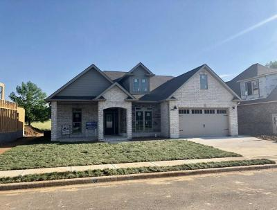 Clarksville Single Family Home For Sale: 150 Summergrove Ln