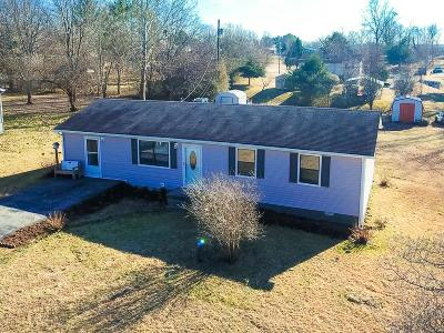 Cookeville Single Family Home For Sale: 153 Alcorn St