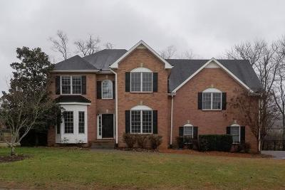 Hendersonville Single Family Home Under Contract - Showing: 105 Crooked Creek Ln