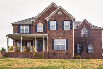 Burns TN Single Family Home Under Contract - Showing: $354,900