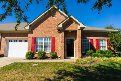 Franklin Single Family Home For Sale: 313 Connelly Ct