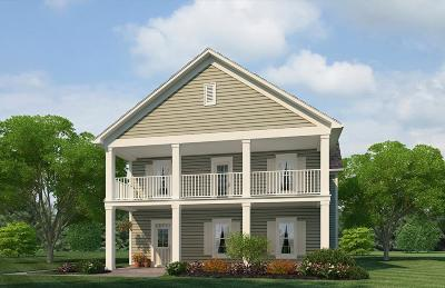 Pleasant View Single Family Home For Sale: 140 Majestic Lane Lot 17
