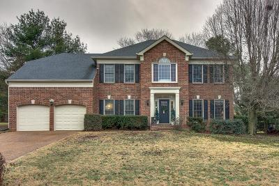 Brentwood Single Family Home For Sale: 9168 Demery Ct