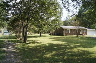Murfreesboro Single Family Home For Sale: 7667 Burleson Ln