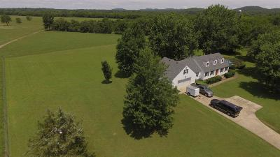 Shelbyville Single Family Home For Sale: 2561 Fairfield Pike