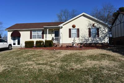 Christian County Single Family Home For Sale: 3500 Dusty Lane