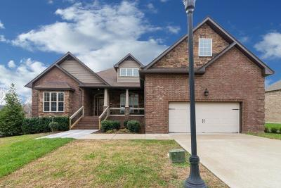 Clarksville Single Family Home Active - Showing: 112 Roanoke Station Cir