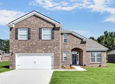 Gallatin Single Family Home For Sale: 577 Smoky Mountains Drive
