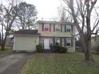 Clarksville Single Family Home Under Contract - Showing: 274 Northwood Ter