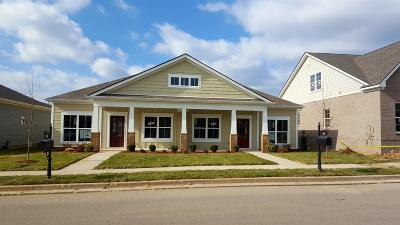 Nolensville Condo/Townhouse Under Contract - Not Showing: 769 Westcott Lane, Lot #154 #154