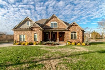 Murfreesboro Single Family Home Under Contract - Showing: 609 Andy Peach Dr