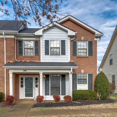 Nashville Condo/Townhouse For Sale: 8955 Sawyer Brown Rd