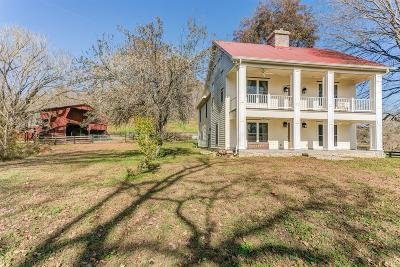 Columbia Single Family Home For Sale: 6675 Leipers Creek Rd