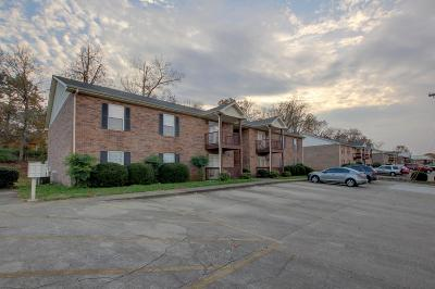 Clarksville Multi Family 5+ For Sale: 1245 Parkway Pl