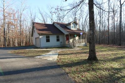 Monteagle TN Single Family Home For Sale: $274,900