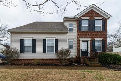 Spring Hill Single Family Home For Sale: 2290 Hayward Ln