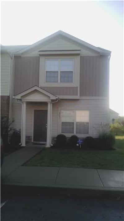 Rutherford County Rental For Rent: 5451 Perlou Ln