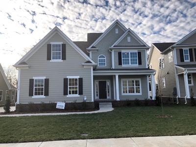 Smyrna Single Family Home For Sale: 116 Saltville Court