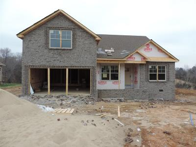 Clarksville Single Family Home Under Contract - Showing: 37 Ivy Bend