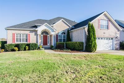 Spring Hill Single Family Home Under Contract - Showing: 4001 Gersham Ct