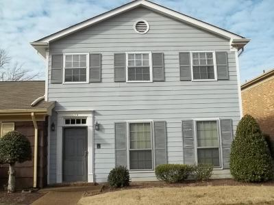 Williamson County Condo/Townhouse For Sale: 128 Boxwood Dr