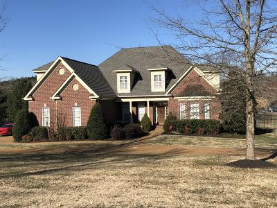 Franklin Single Family Home Under Contract - Showing: 2988 McLemore Cir