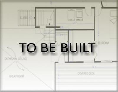 Murfreesboro Single Family Home For Sale: 2634 Pepper Branch Dr- Lot 442