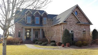 Gallatin Single Family Home For Sale: 1202 Potter Lane
