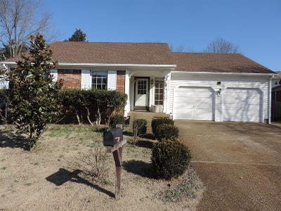 Antioch Single Family Home For Sale: 3329 Calais Cr