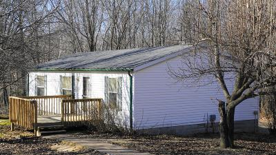 Clarksville TN Single Family Home For Sale: $90,000