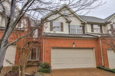 Brentwood Condo/Townhouse Under Contract - Showing: 641 Old Hickory Blvd Unit 127 #127
