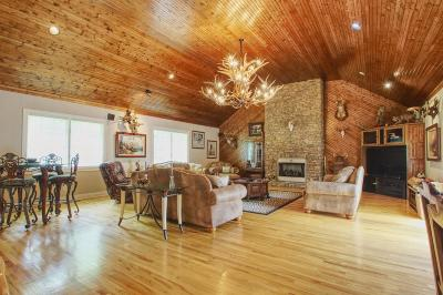 Lebanon Single Family Home For Sale: 3981 Horn Springs Rd