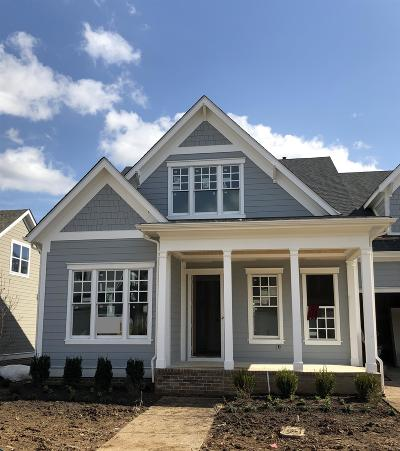 Franklin Single Family Home For Sale: 4013 Blossom Trail Lane-Lot 10