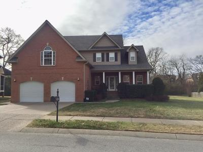 Thompsons Station  Single Family Home For Sale: 2775 Lafayette Dr